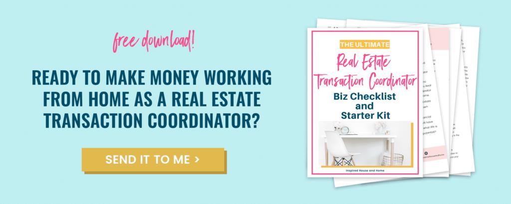real-estate-transaction-coordinator-starter-kit